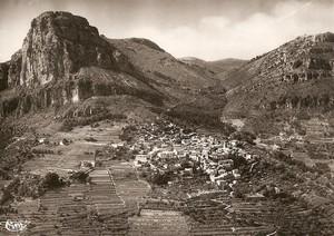 vue panoramique 1960