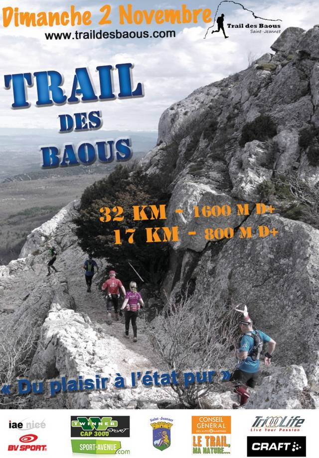 trail baous 2014