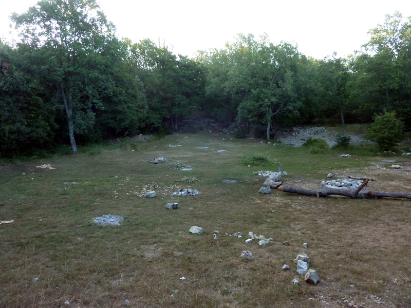 Doline Gros Chêne au 24-07-2015