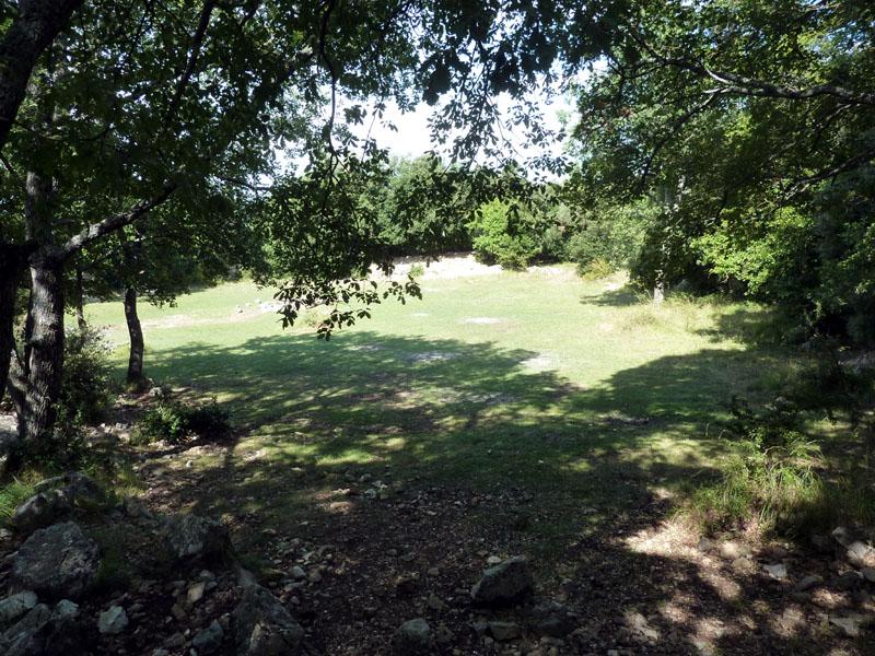 Doline Gros Chêne au 4-09-2015