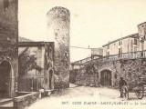 La Tour il y a un siècle