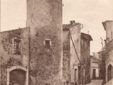 La Tour et le rue Saint-Claude