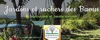 Jardins et ruchers des Baous